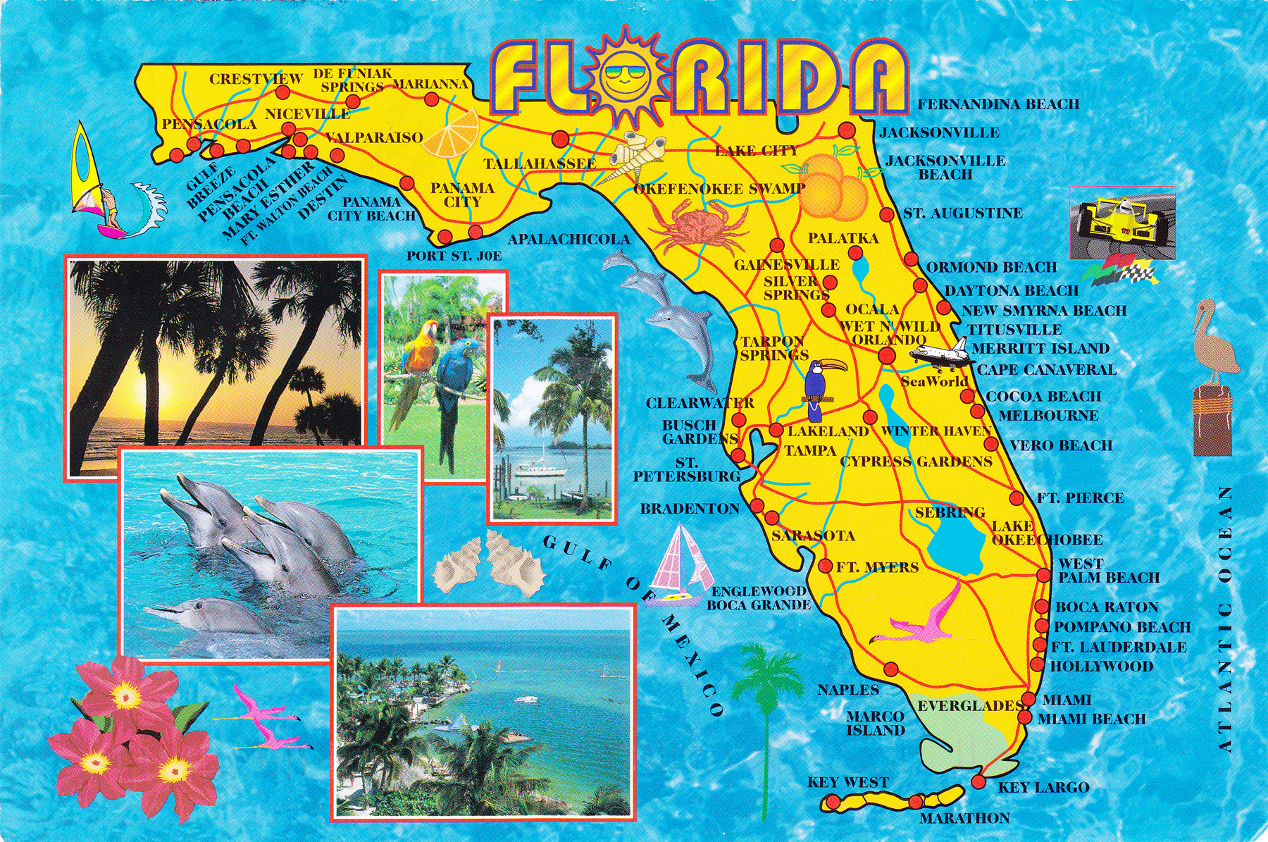 Is a florida beach front vacation right for you for February vacation spots for family