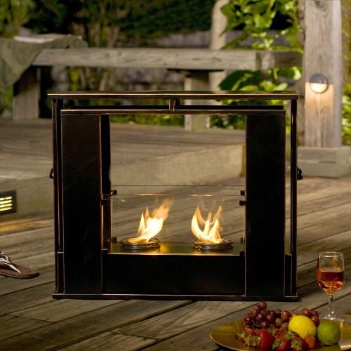 Medium Crop Of Indoor Outdoor Fireplace