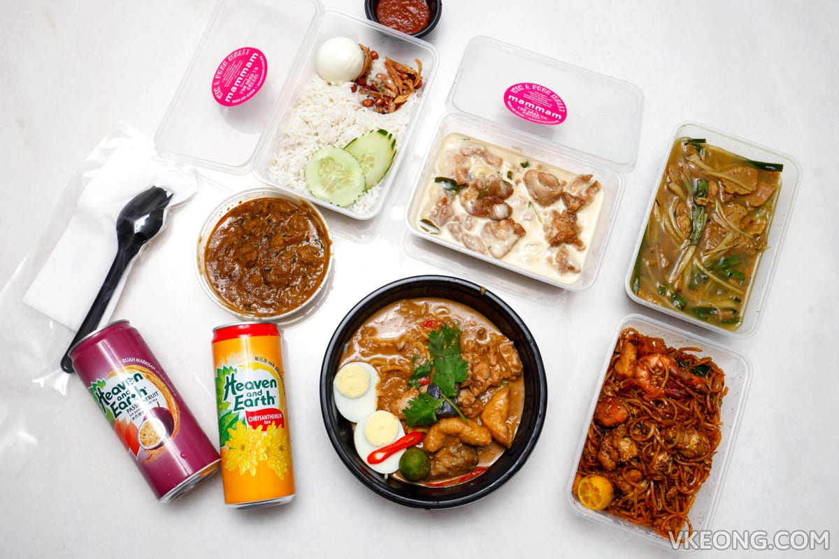Mammam Deliveries – Pioneer App Based Food Delivery in Klang Valley
