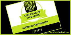 ADDON OF THE MONTH
