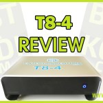 EBox T8-4 Review – Latest TV Box from EntertainmentBox