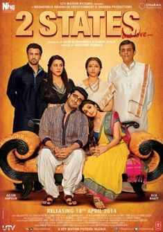 2 States (2014) full Movie Download in hd free