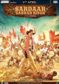 Sardaar Gabbar Singh (2016) full Movie Download free