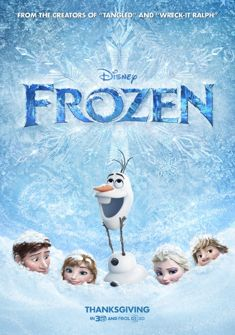 Frozen (2013) full Movie Download free in Dual Audio