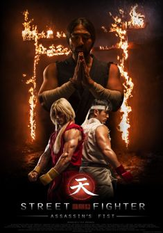 Street Fighter Assassins Fist full Movie Download free