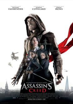 Assassin's Creed (2016) full Movie Download free