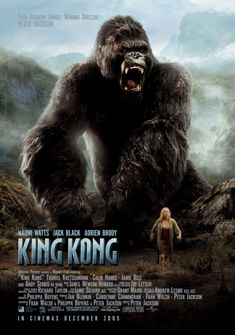 King Kong (2005) full Movie Download free in Dual Audio