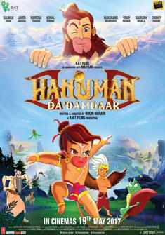 Hanuman Da' Damdaar (2017) full Movie Download free in hd