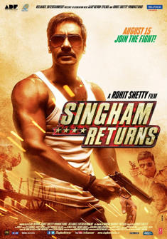 Singham Returns (2014) full Movie Download free in hd