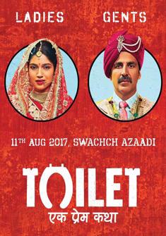 Toilet - Ek Prem Katha (2017) full Movie Download free