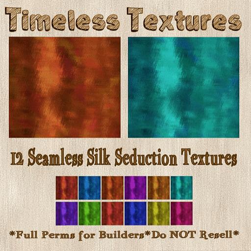 TT 12 Seamless Silk Seduction Timeless Textures