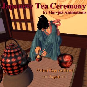J 05) Gor-jus Japanese Tea Ceremony1