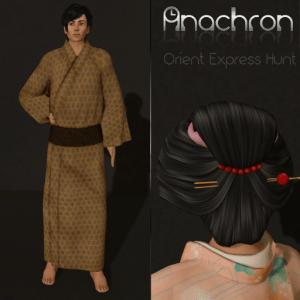 J 10) Anachon-Poster-OrientExpressHunt