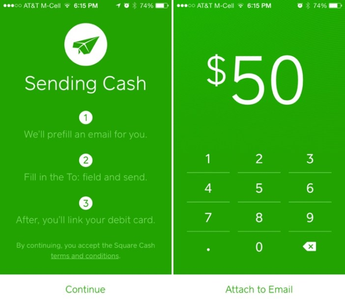 Cash – App for transferring money with no fee – Best iPhone Apps of 2016