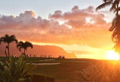 Makai Sunset Golf Cart Tour - Best Kauai Tours