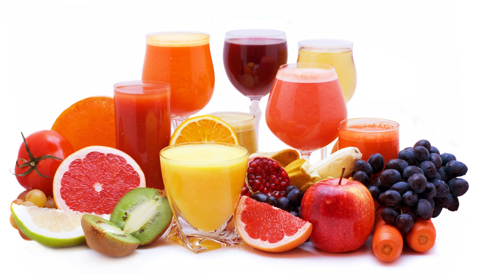 Summer Juice Collection (recipes)