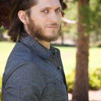Bearded Male Outdoor Portrait by Brett Photography