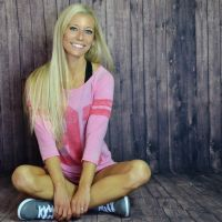 Pretty Blonde Girl Portrait Portrait Headshot by Brett Photography