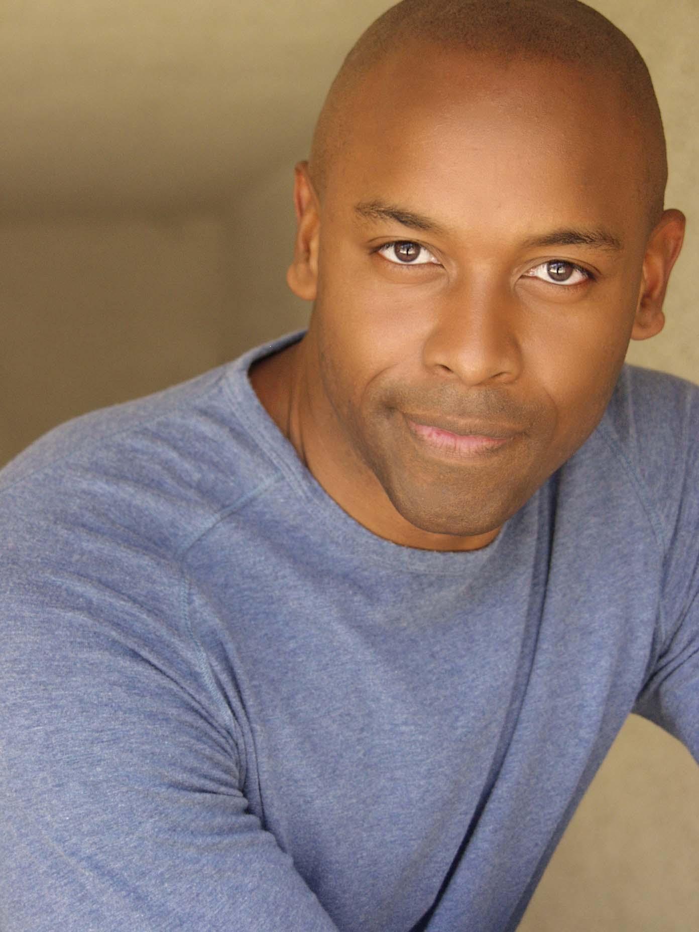 Male Headshot Portrait by Brett Photography African American Model