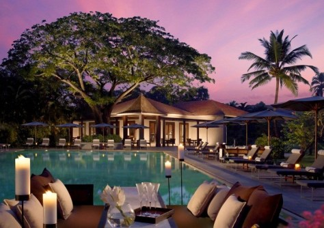 The Leela- Goa's luxury resort stay