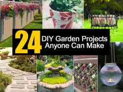 Fetching Diy Garden Projects Anyone Can Make Small Backyard Landscaping Projects Backyard Ideas Projects