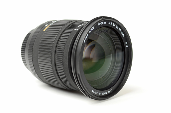 Sigma 17-50mm f/2.8 EX DC OS HSM customary wizz lens Lense  Review