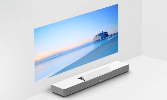 Sony 4K Ultra Short Throw Projector Projector  Review