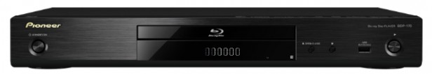 Pioneer BDP-170 Blu-ray  Review
