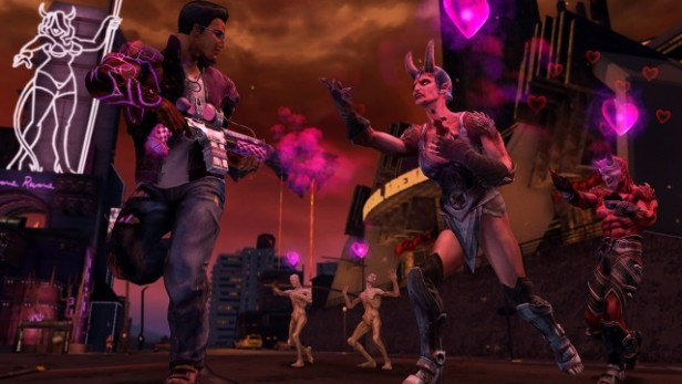 Saints Row: Gat Out of Hell Gadget  Review