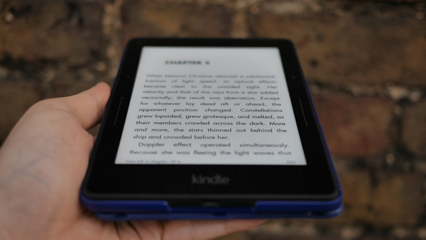 Amazon Kindle Voyage Gadget  Review