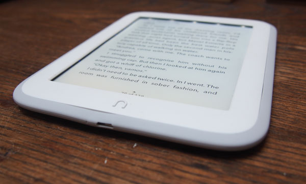 Nook GlowLight Gadget  Review