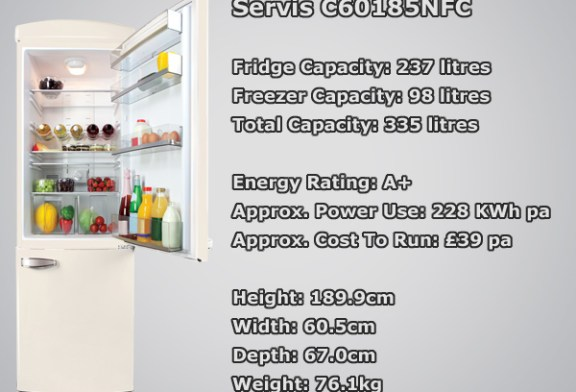 Servis C60185NF Review