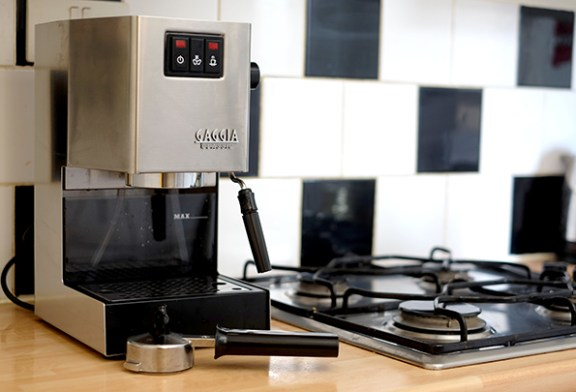 Gaggia Classic 2015 Coffee Machines  Review