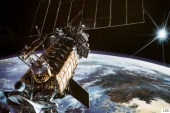 Weather Satellite 'Explodes' In Orbit Above Earth