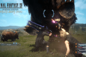 Final Fantasy XV – Amazing Screenshots and Gameplay Footage