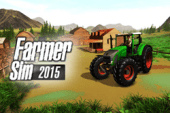 "New No-cost App ""Farmer Sim 2015"" from Ovilex Soft Features Realistic…"
