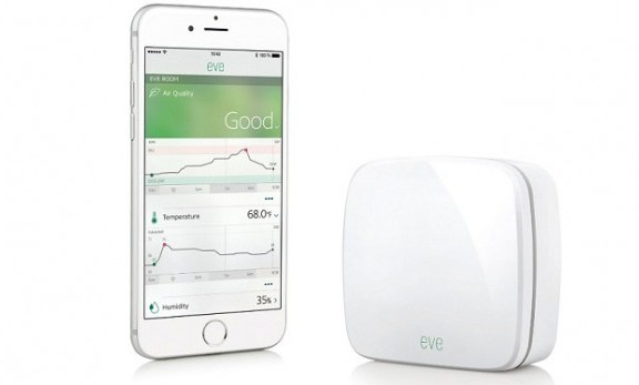 Elgato Eve Room Smart Home
