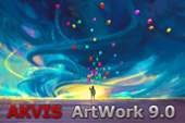 Amazing Painting Effects with AKVIS ArtWork 9.0