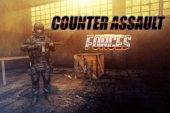 """Ovilex Soft's New """"Counter Assault Forces"""" Takes First-Person Shooter…"""
