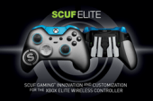 Scuf Gaming Launches Innovative Range of Accessories and Controller…