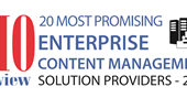 WebTek Consulting LLC Named to CIOReview's 20 Most Promising…