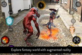 The First in a World Mobile RPG with an Augmented Reality and Global…