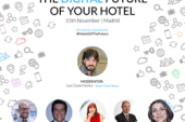 "The Roadshow eventuality ""The digital destiny of your hotel"" will take place…"