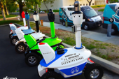 SMP Robotics Unveils New Swarm Technology Allowing Multiple Robots to…