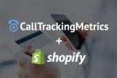 CallTrackingMetrics Partners with Shopify to Provide 'Smart' Shopping…