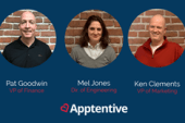 Apptentive Recruits Three Top Executives to Build New Way to Measure…