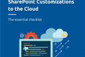 Rencore Publishes SharePoint Customization Migration Guidelines