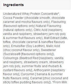 myprotein-impact-whey-protein-ingredients