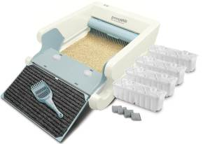 Littermaid LM980 Mega Self Cleaning Litter Box Review