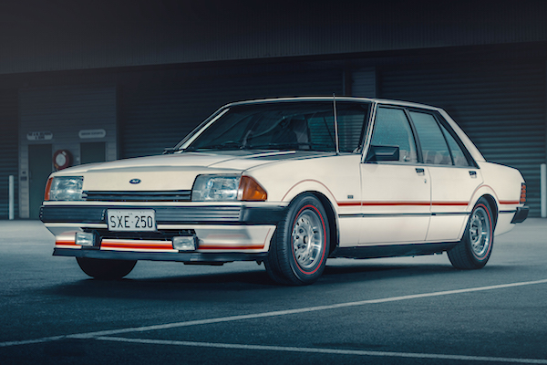 Ford Falcon Australia 1983. Picture courtesy fotostation.ru